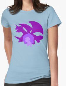 Salamence Womens Fitted T-Shirt