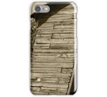 Abandoned Barn iPhone Case/Skin