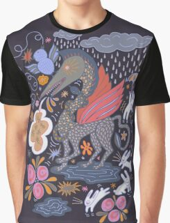 Dragon Graphic T-Shirt