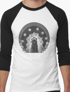 Llama Love Men's Baseball ¾ T-Shirt