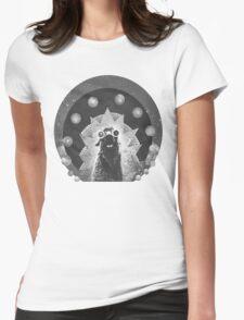 Llama Love Womens Fitted T-Shirt