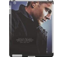Dean, Baby iPad Case/Skin
