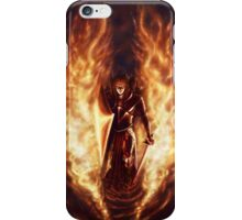 Let the havens burn iPhone Case/Skin