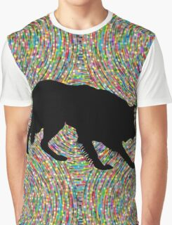 Classic Border Collie Graphic T-Shirt