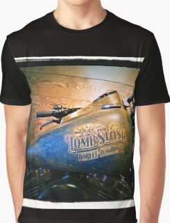 Tombstone Harley Graphic T-Shirt