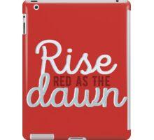 Red Queen iPad Case/Skin