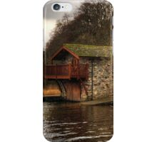 The Duke of Portland Boathouse iPhone Case/Skin
