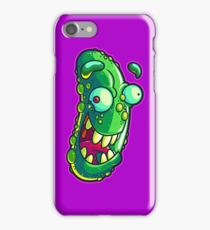 Pickled Pickle iPhone Case/Skin