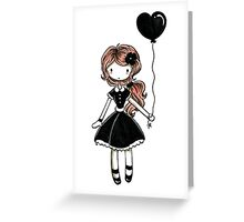 Cheyenne Dollie Greeting Card