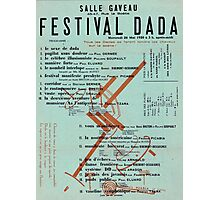 Dada Poster - Creative Commons Photographic Print