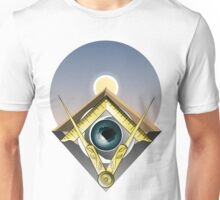 The All-Seeing Eye Unisex T-Shirt