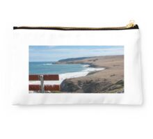 South Coast of South Australia Studio Pouch