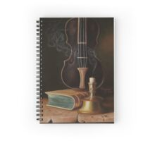 Music for life Spiral Notebook