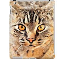 Cat Max iPad Case/Skin