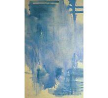 BLUE(C1998) Photographic Print