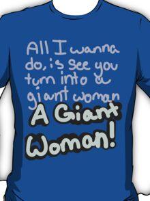 Steven Universe Opal Giant Woman T-Shirt