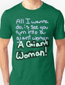 Steven Universe Opal Giant Woman Unisex T-Shirt