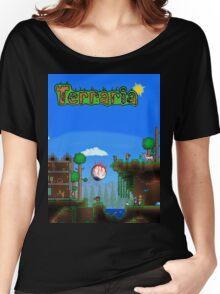 Terraria Women's Relaxed Fit T-Shirt