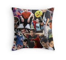 Brandon Rowland  Throw Pillow
