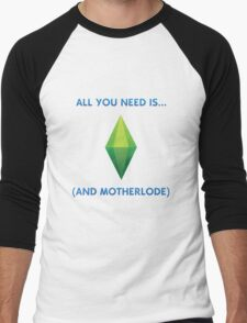 That's all you need Men's Baseball ¾ T-Shirt