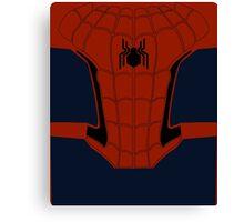 Spider-War Canvas Print