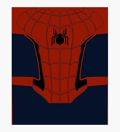 Spider-War Photographic Print