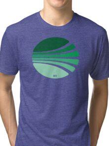 Circle of lines lovely T-shirt Tri-blend T-Shirt