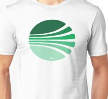 Circle of lines lovely T-shirt Unisex T-Shirt