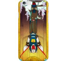 The Hanged Tracks iPhone Case/Skin