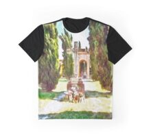 Fognano: cemetery rood Graphic T-Shirt