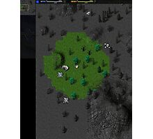 Total Annihilation In-Game 1 Photographic Print