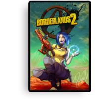Borderlands- Maya Canvas Print