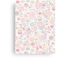 Dreamy Sweets Canvas Print