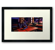 After School Marik Framed Print