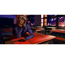 After School Marik Photographic Print