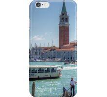 Church of San Giorgio Maggiore iPhone Case/Skin