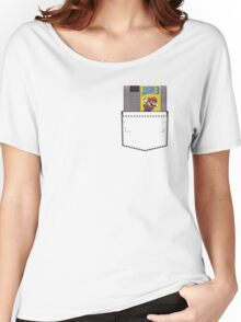 Mario 3 - NES Pocket Series Women's Relaxed Fit T-Shirt