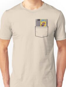 Mario 3 - NES Pocket Series Unisex T-Shirt