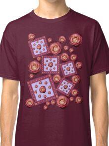 Dusky Pink Rose Classic T-Shirt