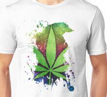 Pot Leaf Unisex T-Shirt