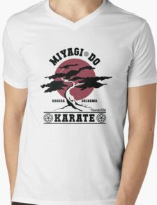Karate Kid - Miyagi Do Mens V-Neck T-Shirt