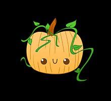 Cute Pumpkin by myfluffy