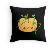 Cute Pumpkin Throw Pillow