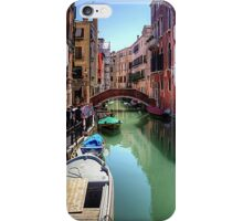 Rio dei Frari iPhone Case/Skin