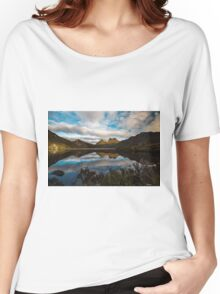 Cradle Mountain Blues Women's Relaxed Fit T-Shirt