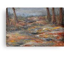 The Path 2 Canvas Print