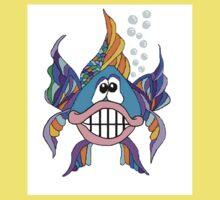 BIG FISH Baby Tee