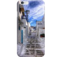 Steps up the Hill iPhone Case/Skin