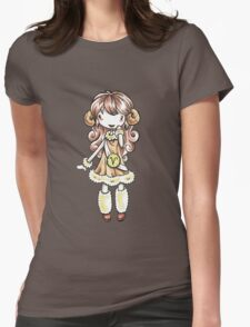 Aries Dollie Womens Fitted T-Shirt