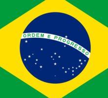 Brazilian Olympics T-Shirt Brazil Olympic Games, Brasil Football World Cup Sticker  Sticker